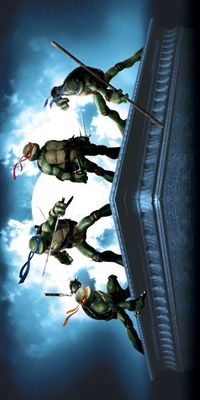 TMNT movie poster (2007) poster MOV_d87a6e12