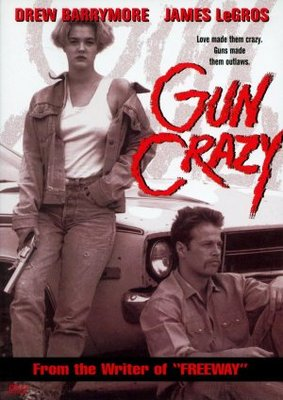 Guncrazy movie poster (1992) poster MOV_d87a85a8