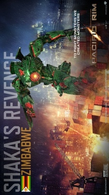 Pacific Rim movie poster (2013) poster MOV_d886e9e1