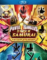 Power Rangers Samurai movie poster (2011) picture MOV_d88c8f58