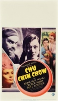 Chu Chin Chow movie poster (1934) picture MOV_d88e5288