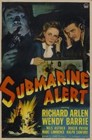 Submarine Alert movie poster (1943) picture MOV_d8916b82