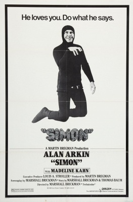 Simon movie poster (1980) poster MOV_d89f95ce