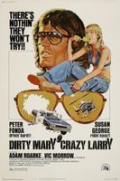 Dirty Mary Crazy Larry movie poster (1974) picture MOV_d8a4c4eb