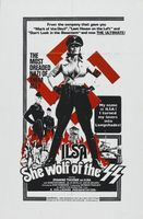 Ilsa, She Wolf of the SS movie poster (1975) picture MOV_b4b564bb