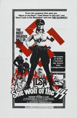 Ilsa, She Wolf of the SS movie poster (1975) poster MOV_d8a6e5c0