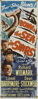 Down to the Sea in Ships movie poster (1949) picture MOV_d8acb458