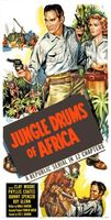 Jungle Drums of Africa movie poster (1953) picture MOV_d8b4b3ff