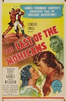 The Last of the Mohicans movie poster (1936) picture MOV_d8b97cfe