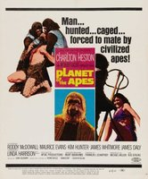 Planet of the Apes movie poster (1968) picture MOV_35407bc6