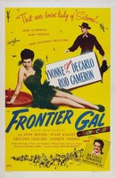 Frontier Gal movie poster (1945) picture MOV_d8bdf938