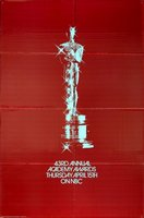 The 43rd Annual Academy Awards movie poster (1971) picture MOV_d8c12681