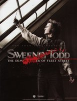 Sweeney Todd: The Demon Barber of Fleet Street movie poster (2007) picture MOV_d8c3a32e