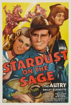 Stardust on the Sage movie poster (1942) poster MOV_d8cc4b5a
