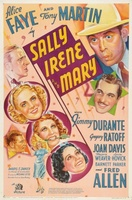Sally, Irene and Mary movie poster (1938) picture MOV_d8d22802