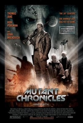 Mutant Chronicles movie poster (2008) poster MOV_d8d38f8f