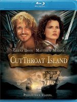 Cutthroat Island movie poster (1995) picture MOV_d8d57d08