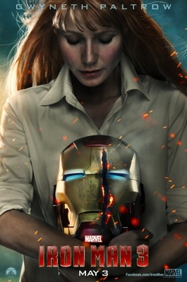 Iron Man 3 movie poster (2013) poster MOV_d8da8c05