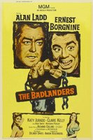 The Badlanders movie poster (1958) picture MOV_d8e0f6d5