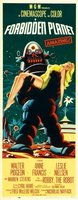 Forbidden Planet movie poster (1956) picture MOV_d8e495a7