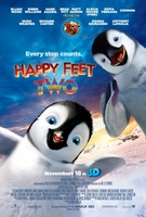 Happy Feet 2 in 3D movie poster (2011) picture MOV_d8eb6eeb