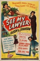 See My Lawyer movie poster (1945) picture MOV_d8ef0f11