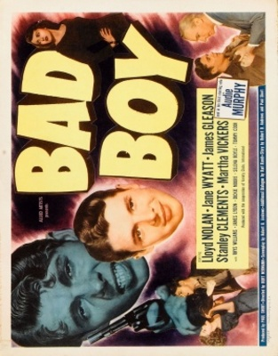 Bad Boy movie poster (1949) poster MOV_d8f53bb8