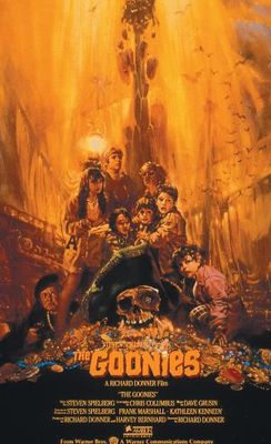 The Goonies movie poster (1985) poster MOV_d8f59dc2