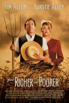 For Richer or Poorer movie poster (1997) poster MOV_d8fac5c3