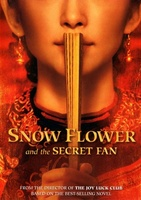 Snow Flower and the Secret Fan movie poster (2011) picture MOV_211bb7bc