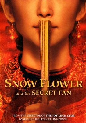 Snow Flower and the Secret Fan movie poster (2011) poster MOV_d8fc8c9f
