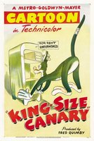 King-Size Canary movie poster (1947) picture MOV_d8fef47e