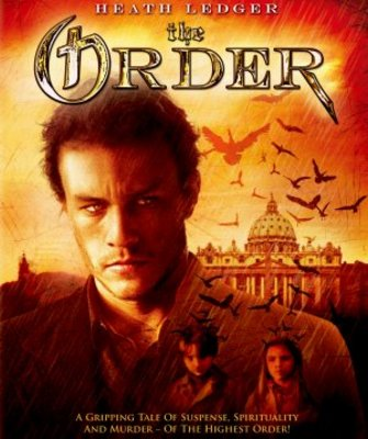 The Order movie poster (2003) poster MOV_d9032651