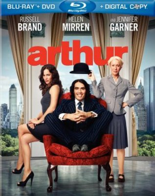 Arthur movie poster (2011) poster MOV_d9087715