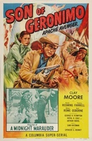Son of Geronimo: Apache Avenger movie poster (1952) picture MOV_d90e87a4