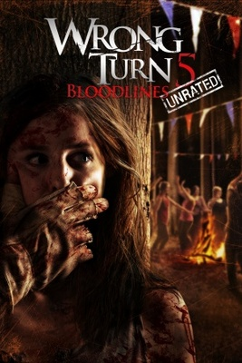 Wrong Turn 5 movie poster (2012) poster MOV_d9107ff3