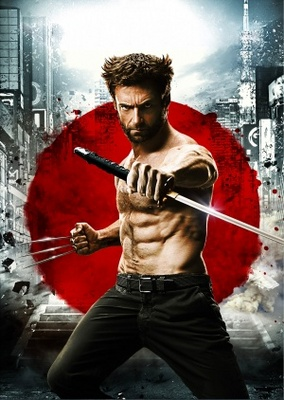 The Wolverine movie poster (2013) poster MOV_d914499e