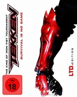Tekken movie poster (2010) picture MOV_d9172da5