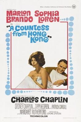 A Countess from Hong Kong movie poster (1967) poster MOV_d91981da