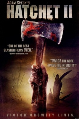 Hatchet 2 movie poster (2009) poster MOV_d91d05bb