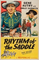 Rhythm of the Saddle movie poster (1938) picture MOV_d92261f2