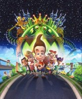 Jimmy Neutron: Boy Genius movie poster (2001) picture MOV_d9255bde