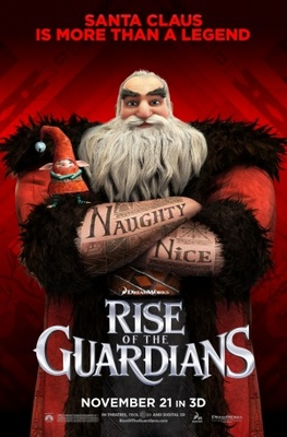 Rise of the Guardians movie poster (2012) poster MOV_d926245e