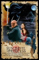 The Sun Devil and the Princess movie poster (2012) picture MOV_d926bad8