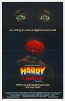 Harry and the Hendersons movie poster (1987) picture MOV_d9297b3c