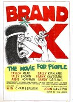 Brand X movie poster (1970) picture MOV_d92ae1ba