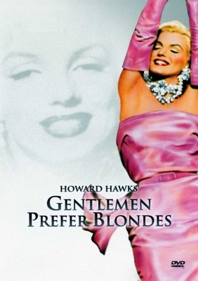 Gentlemen Prefer Blondes movie poster (1953) poster MOV_d92df26f