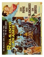 Rails Into Laramie movie poster (1954) picture MOV_d92f78f0