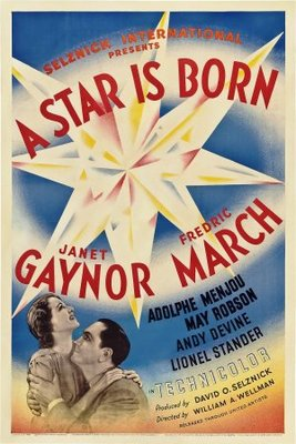 A Star Is Born movie poster (1937) poster MOV_d933be1a