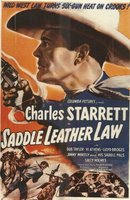Saddle Leather Law movie poster (1944) picture MOV_d93694d9